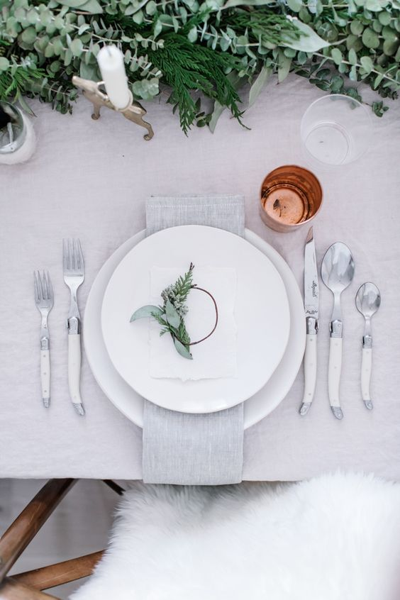 how-to-set-your-table-for-dinner-party & How to Set Your Table for a Dinner Party | interiorsbykiki.com