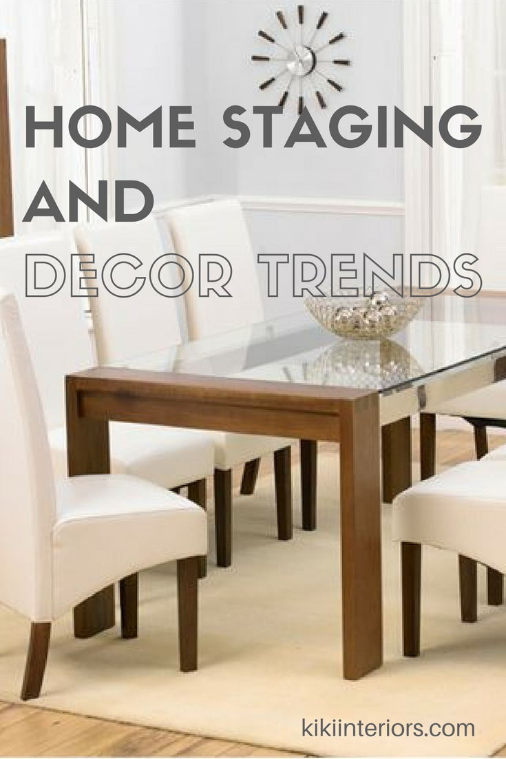 Home Staging And Decor Trends