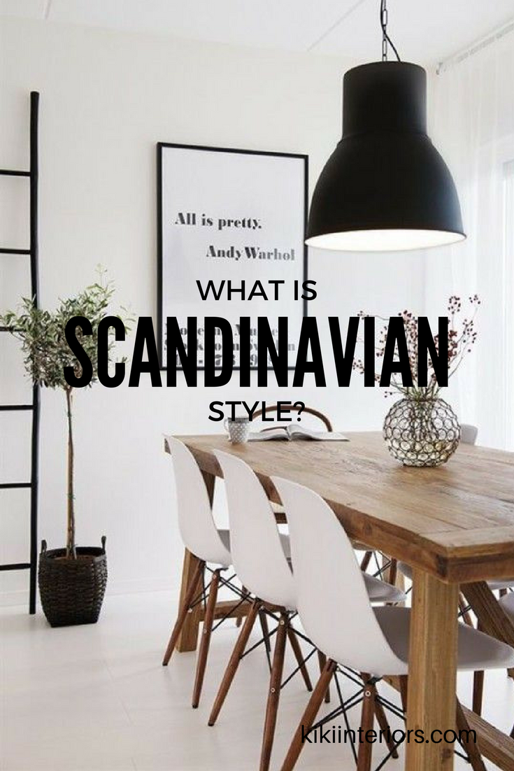 What Is Scandinavian Style