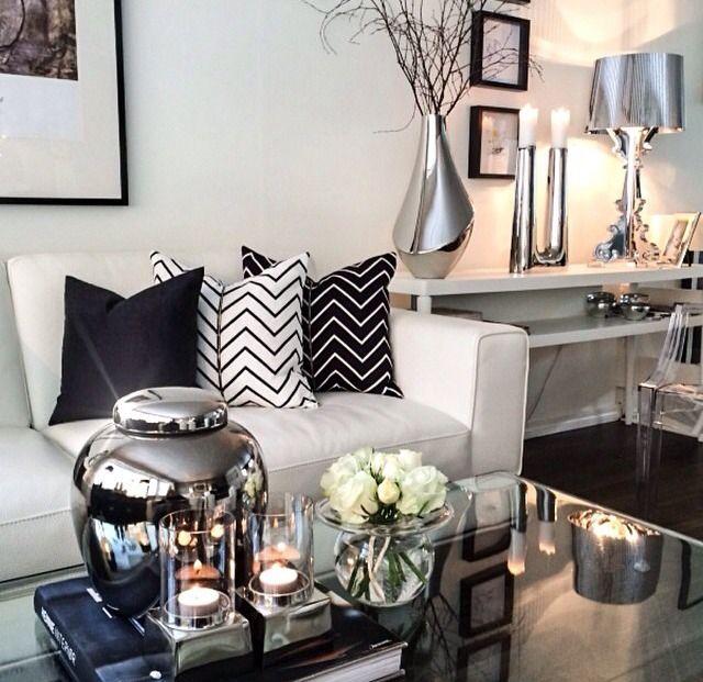 Black And White Home Decor Interiorsbykiki Com