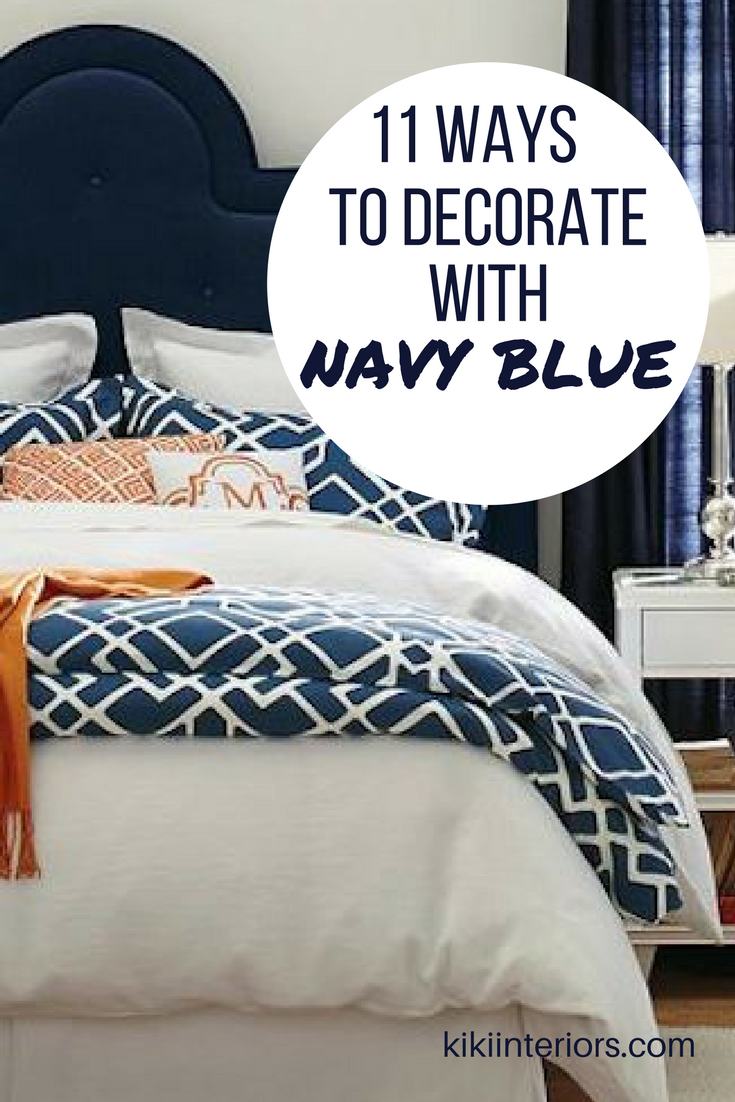 in navy 11 ways to decorate room wi In the Navy 11 ways to