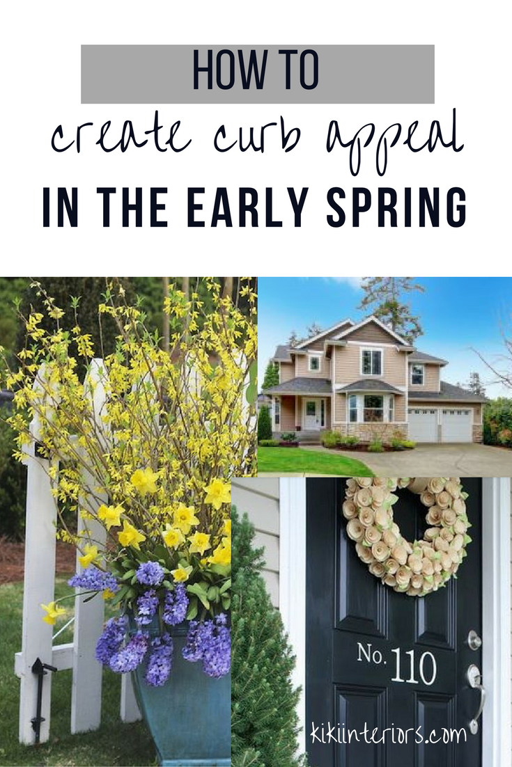 How To Create Curb Appeal In The