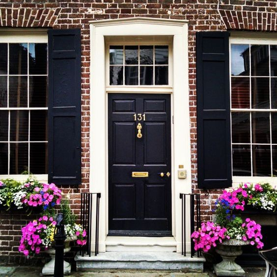 We Answer Wednesday Best Front Door Colour Interiorsbykiki