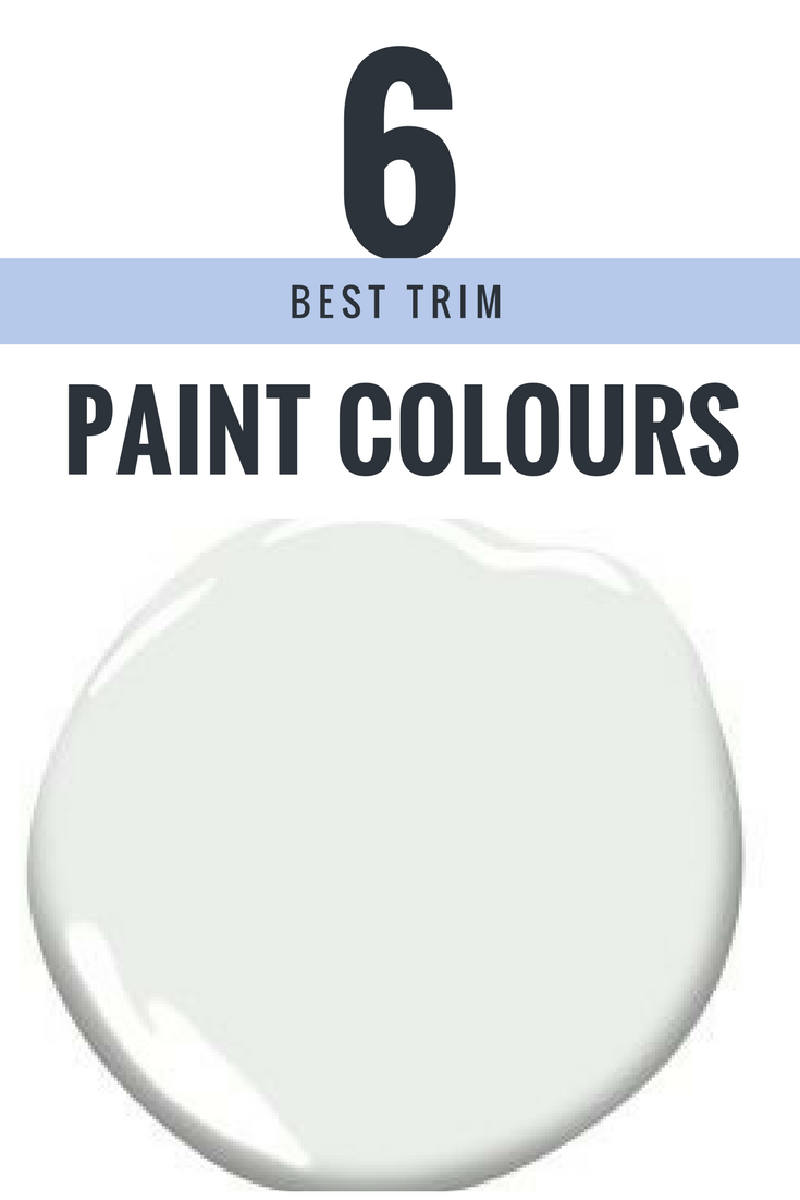 the best white paint colors for trim wife in progress