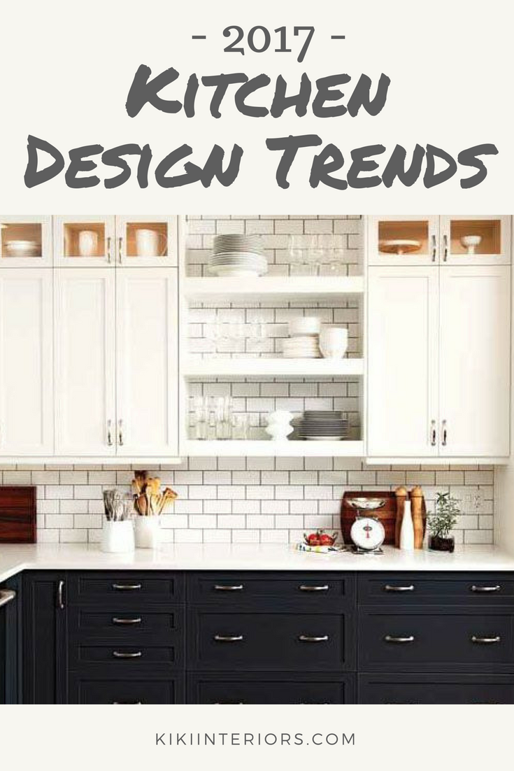 Kitchen Design Trends for 2017 | interiorsbykiki.com