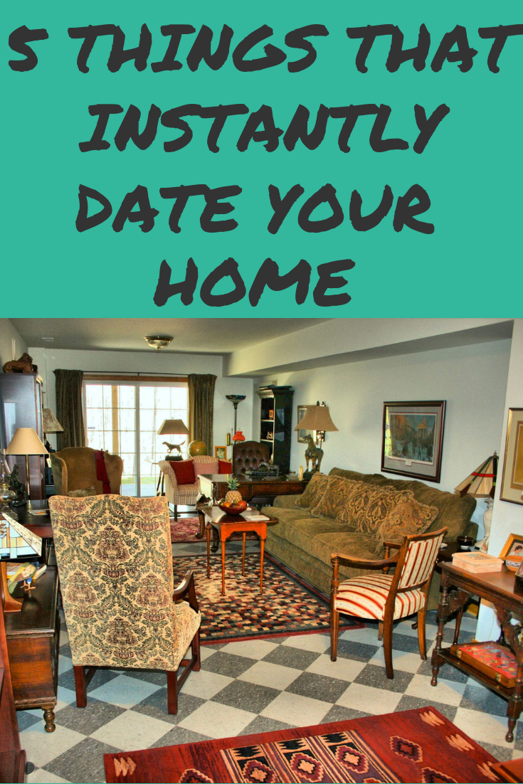 5 Things that instantly date your home | interiorsbykiki.com